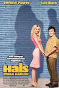 Shallow Hal 2001 Movie poster Gwyneth Paltrow Bobby Peter Farrelly