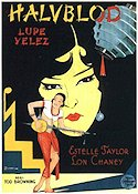 Where East Is East 1929 poster Lupe Velez