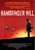 Hamburger Hill 1988 poster Anthony Barrile John Irvin