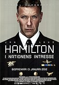 Hamilton i nationens intresse 2011 Movie poster Mikael Persbrandt