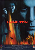 Hamilton VHS 1997 Movie poster Peter Stormare