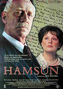Hamsun 1996 Movie poster Max von Sydow Jan Troell