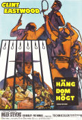 Hang em High 1968 poster Clint Eastwood Ted Post