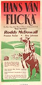 My Friend Flicka 1944 Movie poster Roddy McDowall