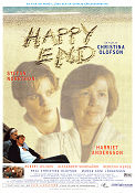 Happy End 1999 Movie poster Stefan Norrthon Christina Olofsson