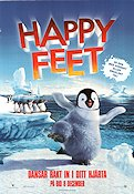 Happy Feet 2006 poster