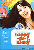 Happy-Go-Lucky 2008 Movie poster Sally Hawkins Mike Leigh
