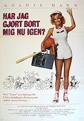 Protocol 1984 poster Goldie Hawn