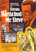 H�rda bud Mr Steve 1957 Movie poster Lino Ventura