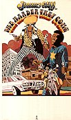 The Harder They Come 1977 Movie poster Jimmy Cliff