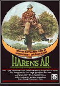 Harens �r 1979 Movie poster Antti Litja