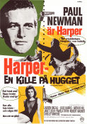 The Moving Target 1966 poster Paul Newman