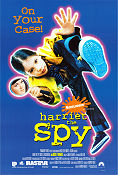 Harriet the Spy 1996 poster Rosie O´Donnell
