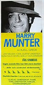 Harry Munter 1970 poster Jan Nielsen Kjell Grede