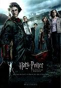 Harry Potter and the Goblet of Fire 2005 poster Daniel Radcliffe