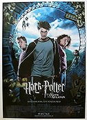 Prisoner of Azkaban 2004 Movie poster Daniel Radcliffe