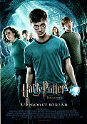Harry Potter and the Order of the Phoenix 2007 poster Daniel Radcliffe David Yates