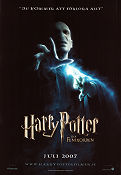 Harry Potter and the Order of the Phoenix 2007 poster Ralph Fiennes David Yates
