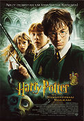 Chamber of Secrets 2002 Movie poster Daniel Radcliffe