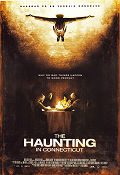 The Haunting In Connecticut 2009 movie poster Virginia Madsen