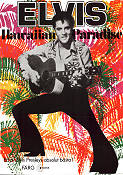 Hawaiian Paradise 1966 Movie poster Elvis Presley