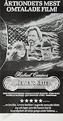 Heaven's Gate 1980 Movie poster Kris Kristofferson Michael Cimino