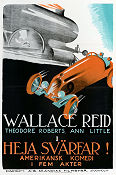 Excuse My Dust 1920 poster Wallace Reid Sam Wood