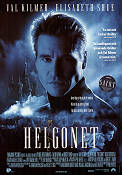 The Saint 1997 poster Val Kilmer