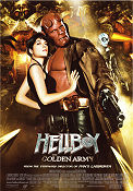 Hellboy II: The Golden Army 2008 poster Ron Perlman Guillermo Del Toro