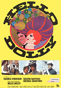 Hello Dolly 1969 poster Barbra Streisand Gene Kelly
