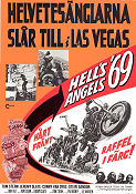 Hell´s Angels 69 1969 poster Tom Stern Lee Madden