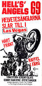 Hell´s Angels 69 1969 poster Tom Stern