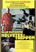 Blue Sunshine 1980 Movie poster Zalman King