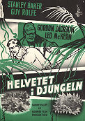 Yesterday´s Enemy 1959 poster Stanley Baker Val Guest