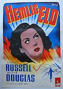 The Guilt of Janet Ames 1948 Movie poster Rosalind Russell