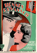 Lawful Larceny 1930 Movie poster Bebe Daniels