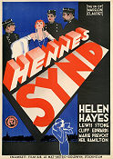 The Sin of Madelon Claudet 1931 poster Helen Hayes