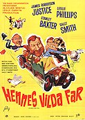 Father Came Too 1964 poster James Justice