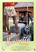 Henrietta 1983 Movie poster Janne Carlsson