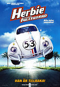 Herbie Fully Loaded 2005 poster Lindsay Lohan Angela Robinson