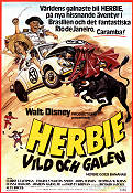 Herbie Goes Bananas 1981 Movie poster