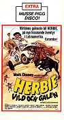 Herbie Goes Bananas 1981 poster