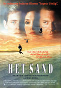 White Sands 1992 Movie poster Willem Dafoe