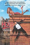 Hexed 1992 poster Arye Gross