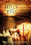 The Hills Have Eyes 2006 Movie poster Ted Levine