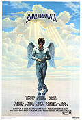 Heaven Can Wait 1978 Movie poster Julie Christie Warren Beatty