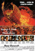 Hindenburg 1976 poster George C Scott Robert Wise