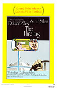 The Hireling 1973 Movie poster Robert Shaw