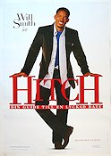 Hitch 2004 Movie poster Will Smith