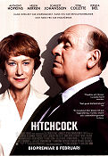 Hitchcock 2012 poster Anthony Hopkins Sacha Gervasi